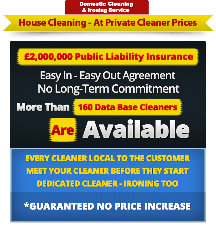 open mon to fri 9am to 5pm sat 9am to 12 noon select house cleaners